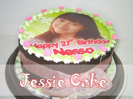 Photocake for Nessa