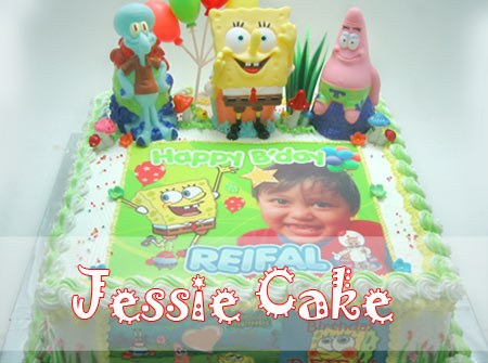 Photocake Spongebob