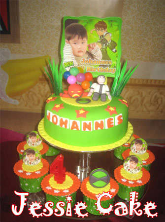 Johannes's Birthday at M'Donald Bandung
