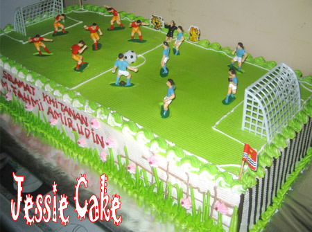 Ukuran Cake 30cm x 60cm....... order by Java Coffee - Andir