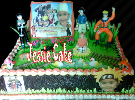 Photocake untuk Khitanan Kiki..order by Ibu Nur.. thanks for order