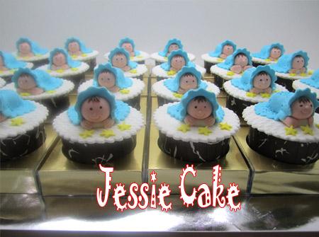 Manyue Cupcake order by Manda